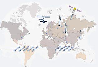 Осуществлен старт ракеты-носителя «Протон-М»