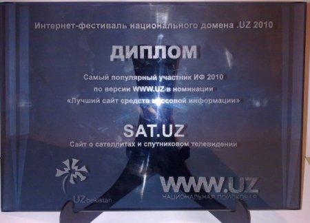Интернет Фестиваль доменной зоны .UZ