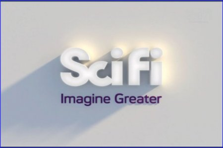 SCI FI изменил логотип
